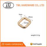 Gesp van de O-ring van het Metaal van de Hardware van de Handtas van de Douane van de kwaliteit de Lichte Gouden