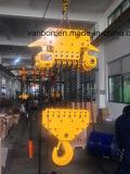 gru Chain elettrica 15ton con il carrello elettrico montato