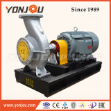 鋳造物鋼鉄&Stainless鋼鉄熱油ポンプを搭載するLqryの大きい容量のホットオイルポンプ