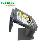 precio de fábrica de 15 pulgadas de pantalla táctil en una sola terminal del sistema POS