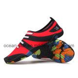 Ботинки пляжа Swim йоги ботинок спортов воды женщин людей способа босоногие