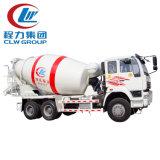 10車輪12cbmの具体的なミキサーのトラック