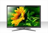 """32 """" LEIDENE van het Frame van de Legering van het Aluminium TV met Aangemaakt Glas"""