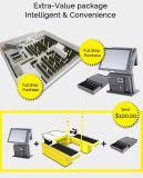 Supermarkt Electrian Kassierer-Kostenzähler Positions-System