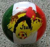 5#機械縫うサッカーボール