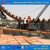 L'OEM a conçu le dragueur d'or de position de Keda vendant d'outre-mer bon