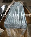 Uganda Telhas galvanizadas a folha de ferro/placa de cobertura de metal corrugado