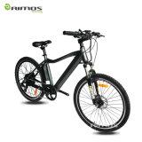 AMS-Tde-11 26 vélo électrique du pneu 1.95 réguliers de pouce avec la batterie cachée