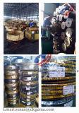 Boyau hydraulique en caoutchouc à haute pression R1/R2/1sn/2sn/4sp/4sh de boyau de fil d'en 853 de boyau de spirale de boyau en caoutchouc hydraulique tressé de protection