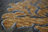 Tessuto floreale 100% del sofà della tappezzeria del reticolo del poliestere