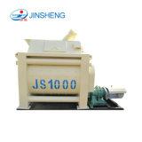 Advanced Mobile de Contrôle Électrique JS1000 Table de mixage de béton pour la vente