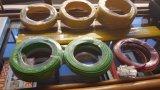 Macchina di imballaggio con involucro termocontrattile del traforo di calore del rullo del collegare elettrico