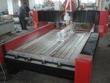 Router di pietra di CNC con l'asse di rotazione rotativo per incisione 3D