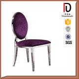 Salle de séjour moderne confortable chaise en acier inoxydable (BR-SS063)