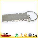 Metal de encargo Keychain del regalo del diseño de la dimensión de una variable de la promoción