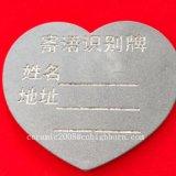 Placa de aromaterapia em cerâmica de carboneto de silício da placa da SIC
