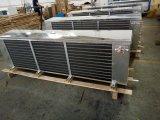 プラスチックスプレーが付いている送風フリーザーの冷蔵室の蒸化器の鋼板