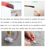 16AWG de geïsoleerde Draad van het Silicone/RubberKabel voor de Elektronische Draad van het Stuk speelgoed RC
