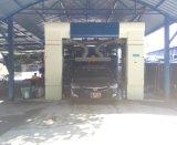 Strumentazione di lavaggio/nove spazzole dell'automobile su nastro trasportatore automatica