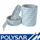 Cinta adhesiva de acrílico baja solvente de la resistencia térmica