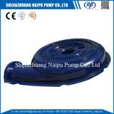 6 pouces de la plaque de châssis de la pompe à lisier polyuréthane chemise F6036