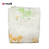 Tecidos macios de superfície secos descartáveis do bebê do algodão