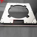 Protótipo de metal de folha de corte a laser de peças metálicas