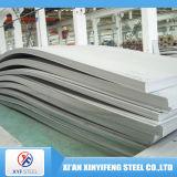 China sus 201 304 316 hojas de chapa de acero inoxidable