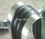 Kundenspezifischer Stahlrand-Gummiwasser-Anschlag für konkrete Verbindung