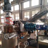 De pp Geweven Extruder van de Korreling van het Recycling van de Zak Nylon