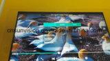 """7 """" WiFi visuels de brochure de Tableau androïde d'affichage à cristaux liquides annonçant la carte d'annonce"""