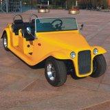 販売(DN-6D)のための6人の乗客の贅沢な電気標準的な車