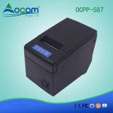Ocpp-587-L 58mm Proyecto de Ley de la Impresora Térmica de recepción POS LAN/Puerto Ethernet