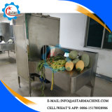 큰 야채와 과일 껍질을 벗김 기계 또는 Peeler
