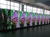 Visualizzazione di LED esterna del TUFFO del consumo P10 di potere basso di prezzi di fabbrica