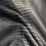 2018 оптовом рынке высококачественного серого и черного волнистые полиэстер зал шторки тканью ткань