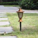 Luz de grama LED Luz Anti-Mosquito Jardim Luz Solar