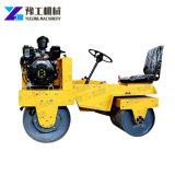 Цена 1/2/3 тонн хорошее управляя Vibratory Compactor ролика дороги