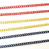 La catena poco costosa di modo del metallo/ha bordato la catena della sfera (HSC0007)