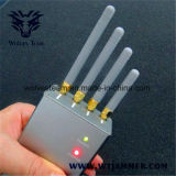 Handbediende Draagbare Cellphone GPS WiFi Antennes stoorzender-In alle richtingen