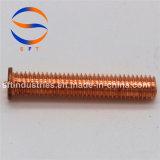 M3*8 placas de cobre de Aço Carbono (PT) do parafuso com rosca ISO13918