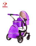 Gute Qualität, Art und mehr, Hoch-Sicherheit Zwei-Sitzkinderwagen