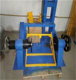 De hete Verkopende Windende Apparatuur van de Rol van de Draad van het Koper en de Verpakkende Machine van de Rol van de Draad