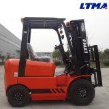 Preço do competidor mini Forklift Diesel de 1 tonelada para a venda