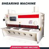 Tagliatrice della ghigliottina di Yawei/tosatura di taglio idraulica della ghigliottina della macchina/CNC