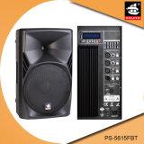 15 Spreker pS-5615fbt van Bluetooth EQ van de FM van de duim de PRO200W USB BR Plastic Actieve