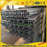Profil de cuisine en aluminium anodisé pour les armoires de cuisine et les armoires de décisions