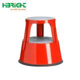 Material plástico colorido de alta qualidade Kick Material 2 Etapas da escada de fezes