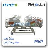 5개의 기능 전기 병원 간호 침대