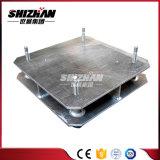 Accessori di alluminio bassi di alluminio d'acciaio della base di appoggio del fascio